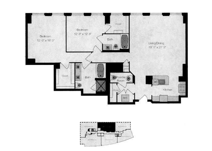 ResidenceS2b2.5baFl248-25